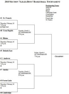 Section Tournament
